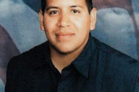 LODD: LA City Firefighter III Jose M. Perez